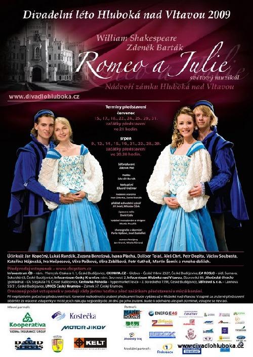 Muzikál - Rómeo a Julie
