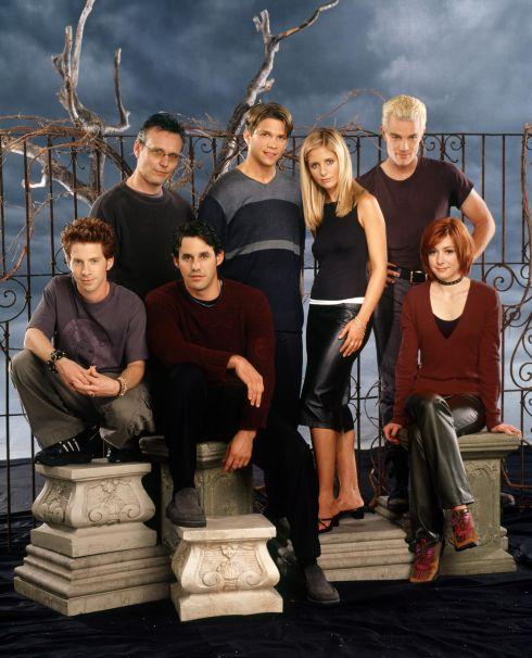 Soundtrack - Buffy přemožitelka upírů