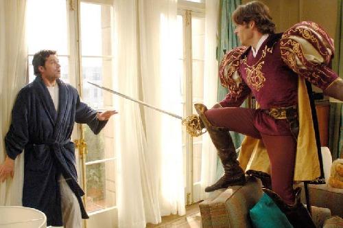 Princ Edward a Robert