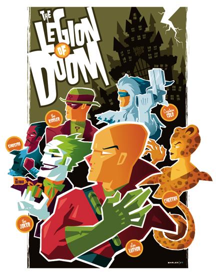 Legion of Doom, The