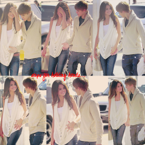 Selena and Justin :-)