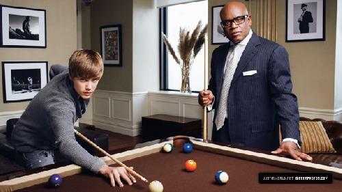 Justin s LA Reid