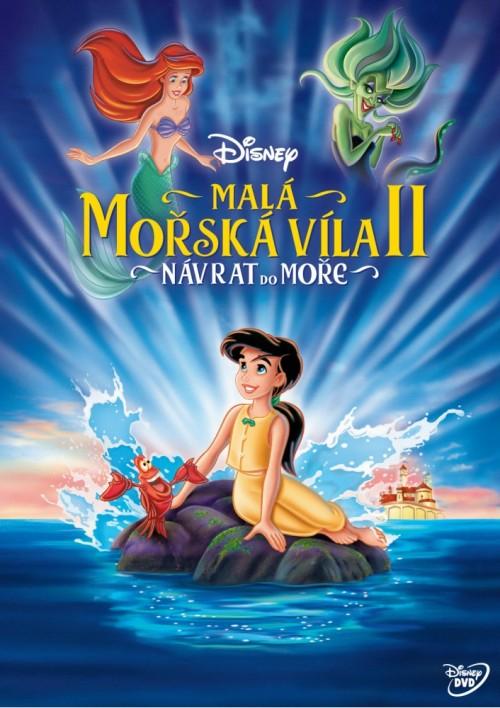 Soundtrack - Malá mořská víla II Návrat do moře