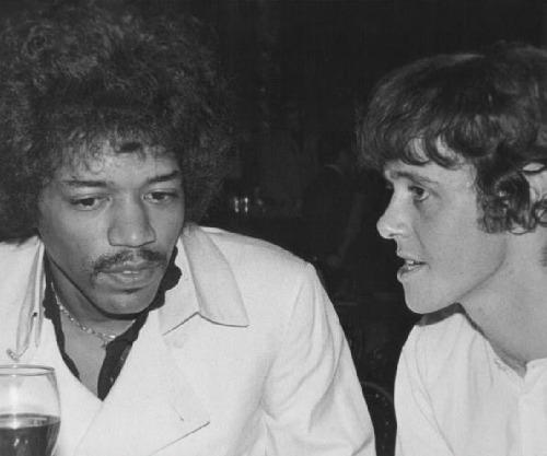 Donovan & Jimi Hendrix
