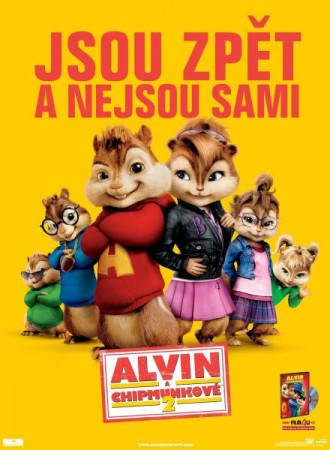 Soundtrack - Alvin a Chipmunkové 2