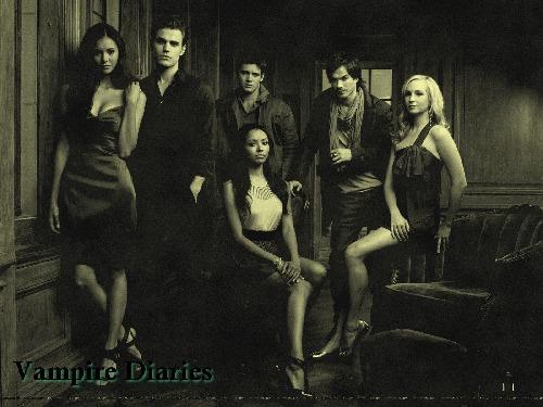 Soundtrack - The Vampire Diaries