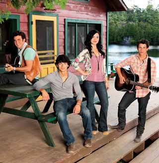 Soundtrack Camp Rock 2 Velký koncert