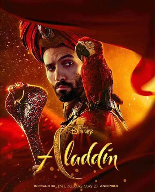 Soundtrack Aladin