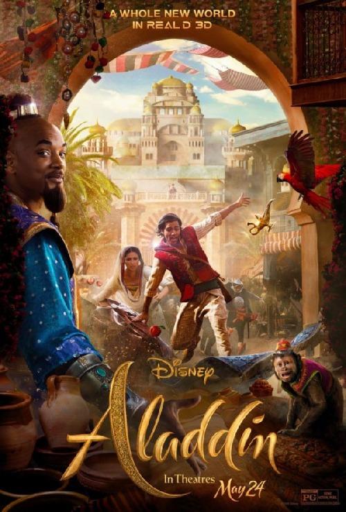 Soundtrack Aladin