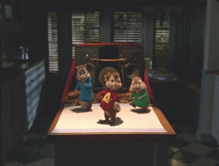 Soundtrack - Alvin a Chipmunkové