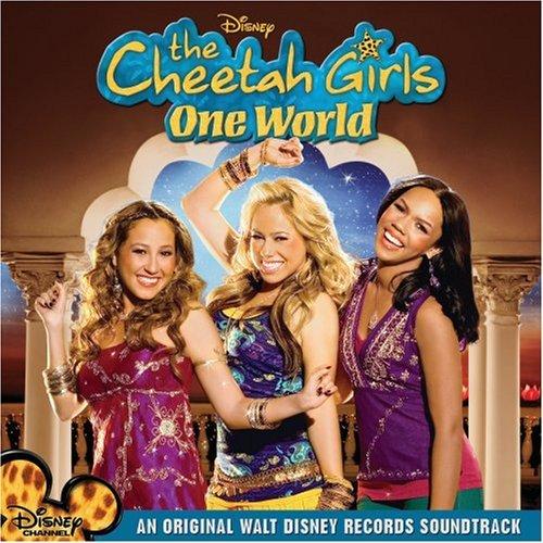 Soundtrack - Gepardí kočky: Jeden svět