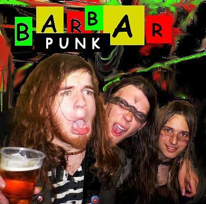 Barbar punk