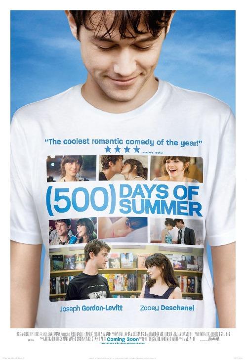 Soundtrack - 500 dní se Summer