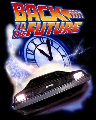 Soundtrack - Návrat do budoucnosti