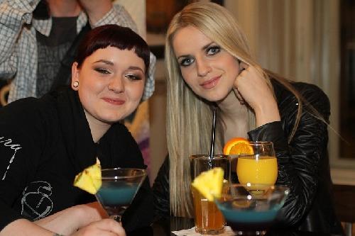 Gabča--Gunčíková je nej. Mám jí ráda...