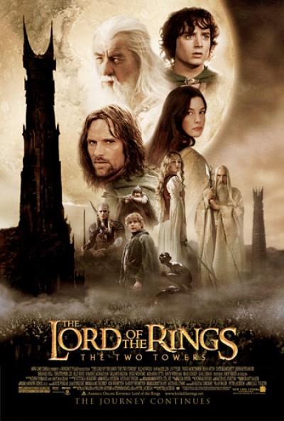 Soundtrack - Pán prstenů: Dvě věže