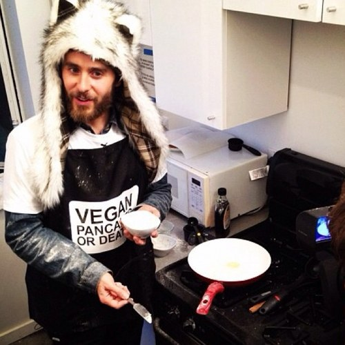 Jared, the best cook