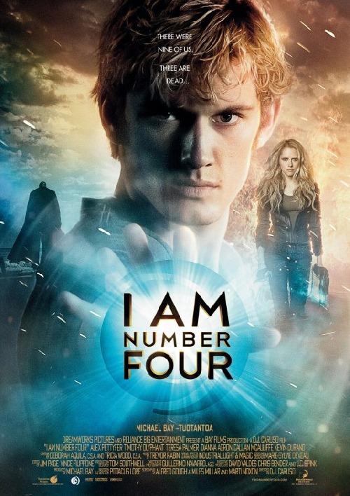 Soundtrack - Jsem číslo čtyři