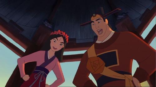 Soundtrack - Legenda o Mulan 2