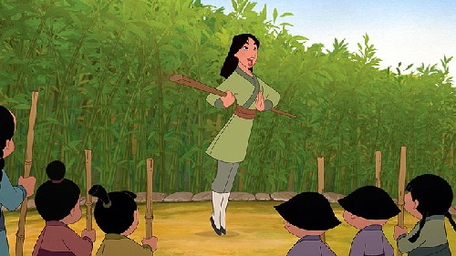 Legenda o Mulan 2