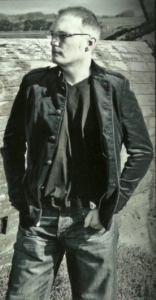 2012 - Darrel Treece-Birch (keyboards)