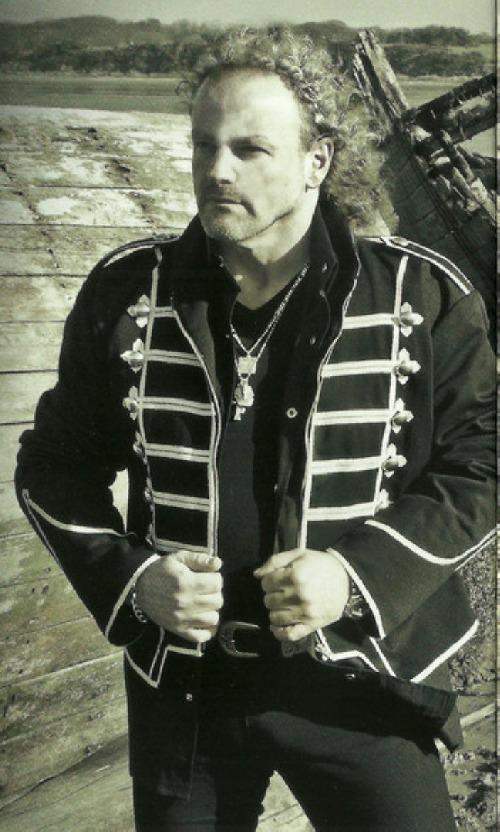 2012 - Gary Hughes (vocals)