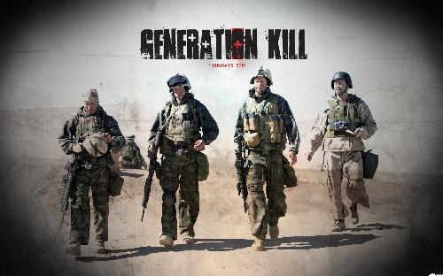 Soundtrack - Generation Kill