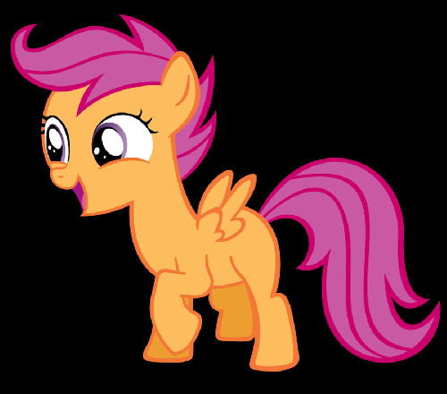 Scootaloo.