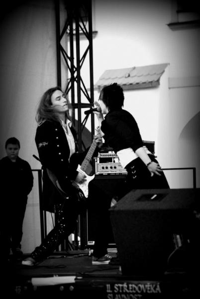 Kateřina Charvátová a Petr Štěpán