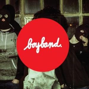 Logo BoyBand + Idea, Boy Wonder
