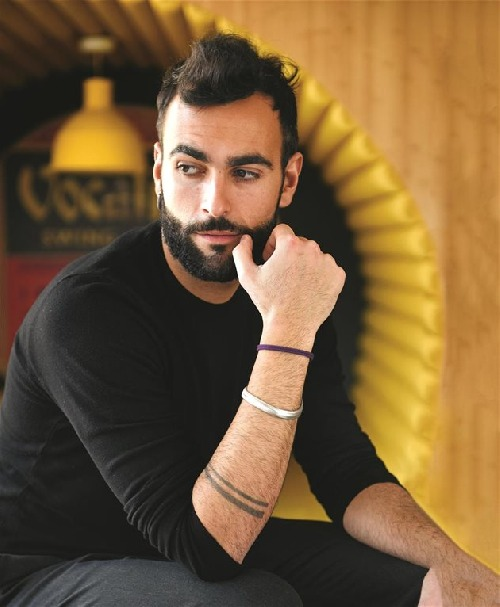 Marco Mengoni in Spagna