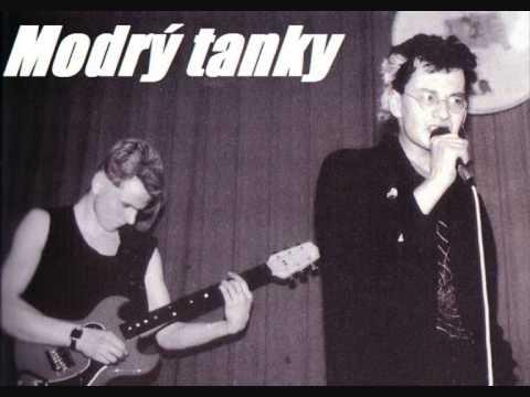 Modrý Tanky