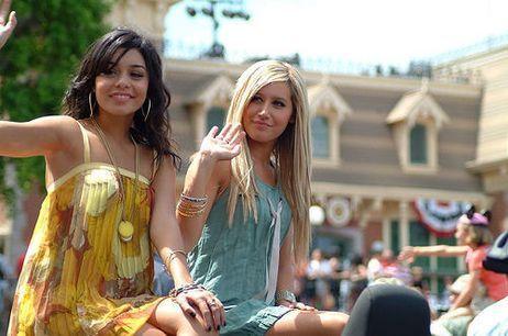 Vanessa Hudgens a Ashley Tisdale