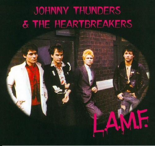 Walter Lure, Billy Rath, Jerry Nolan a Johnny Thunders