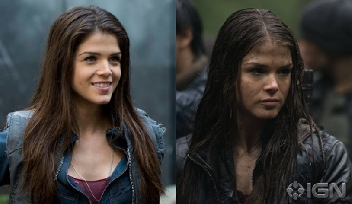 Before and After Octavia Blake