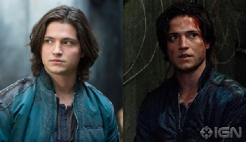 Before and After Finn Collins