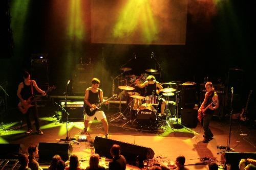 Koncert v Akropoli 21.12.2014