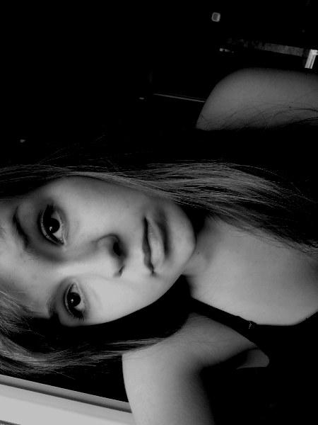 no smile.